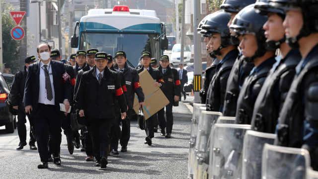 奥运在即,东京黑帮发通知:谨慎用枪