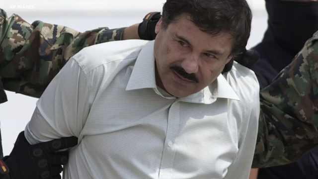 墨西哥大毒梟被判無期,曾兩度越獄