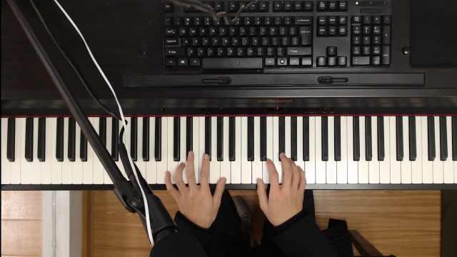 钢琴版《当你老了》情人节温暖你心