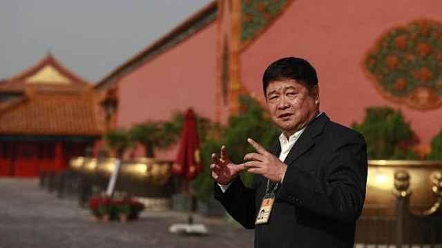 单霁翔:好东西在台北故宫是假象