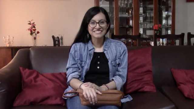 秘鲁女生:中国人看似冷漠其实很好