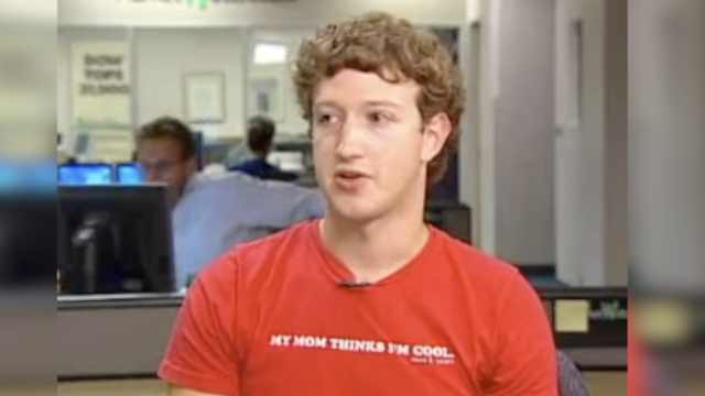 脸书早期投资人和扎克伯格的第一面