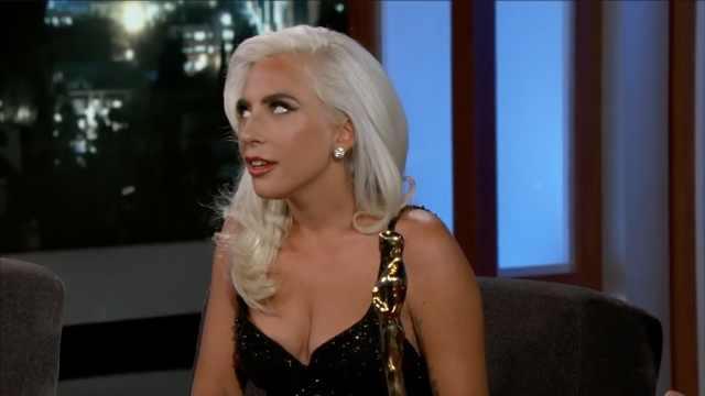 Gaga回应奥斯卡颁奖礼争议:翻白眼