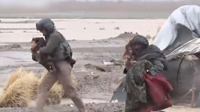 阿富汗洪灾已致20死,包括多名儿童