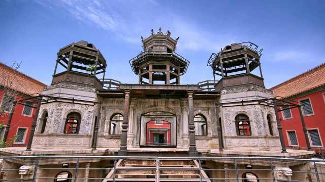 延禧宫烂尾楼将修复,展出西洋文物