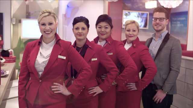 英航空公司将不再强制要求空姐化妆