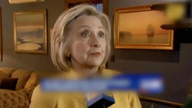 希拉里正式表态不参加2020总统大选