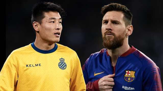 西班牙球迷大拷问!谁才是加泰球王