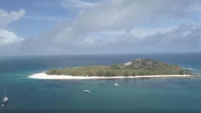 塞舌尔海岛面临被海水吞没的危险