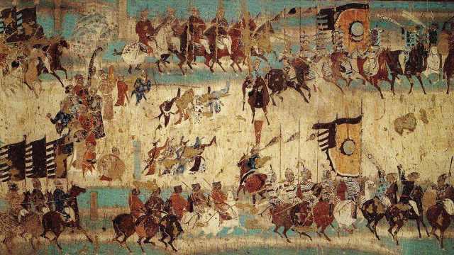 唐与阿拉伯帝国的交锋:怛罗斯战役