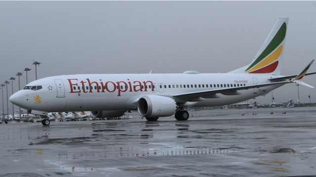 埃塞航空宣布停飞波音所有737Max8