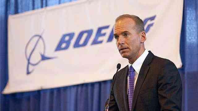 波音CEO:对737MAX安全性充满信心