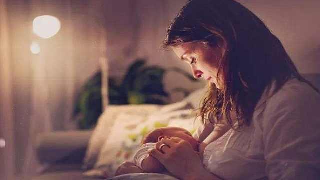 母乳喂养的好处竟然有这么多