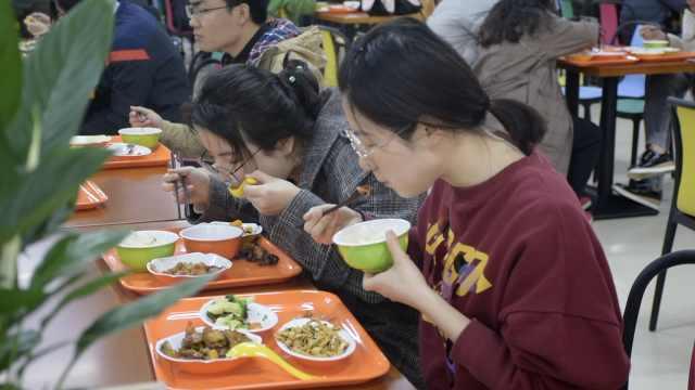 大学食堂黑科技:自动炒菜智能结算