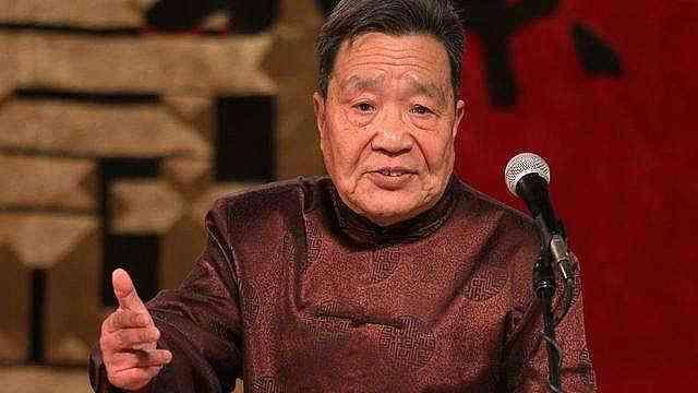 国宝相声演员又少一人:邢文昭去世