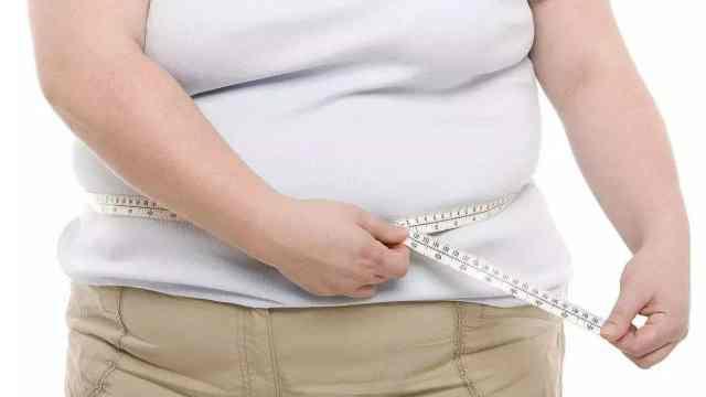 注意!吸烟者更容易腰腹肥胖