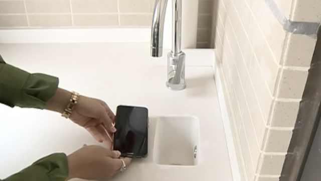 新房洗手盆巴掌大,开发商回应整改