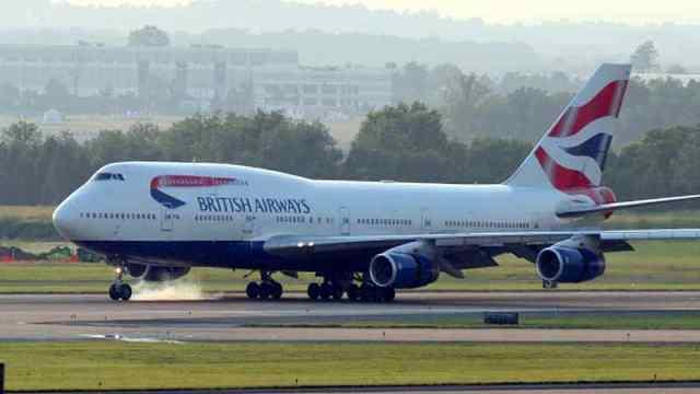 飞错了!英航赴德客机飞到爱丁堡