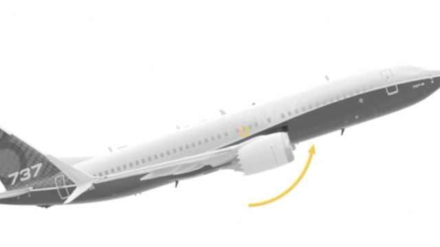 测试:机长只有40秒避免737M8坠机