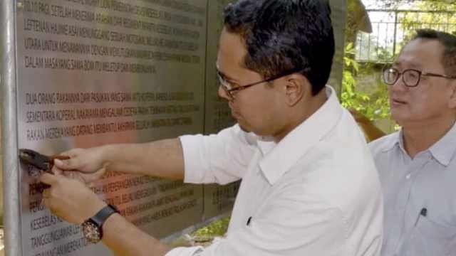 """马来西亚修碑称日军""""英雄""""引众怒"""