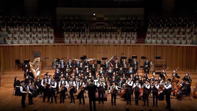 70个自闭症儿童学乐器,登国际舞台