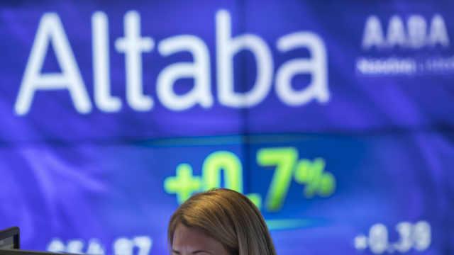 阿里大股东宣布清算,拟售400亿股票