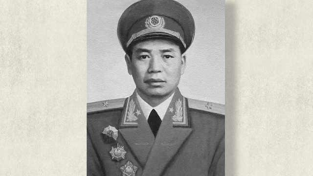 熊兆仁少将逝世,是渡江侦察记原型