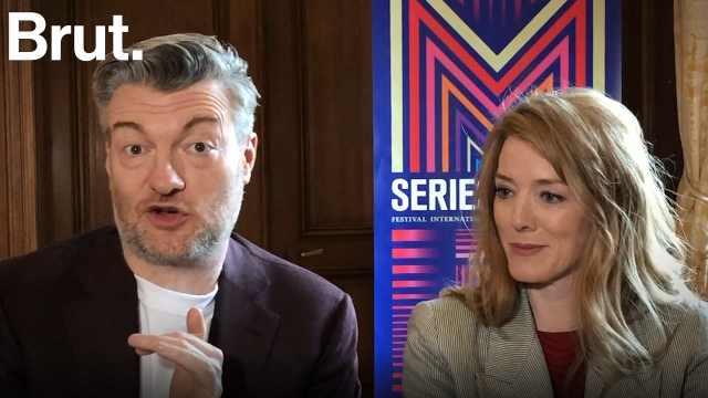 Brut原色视频专访《黑镜》主创人员