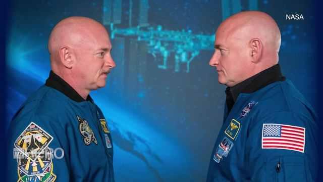 NASA实验:太空住一年发生基因突变