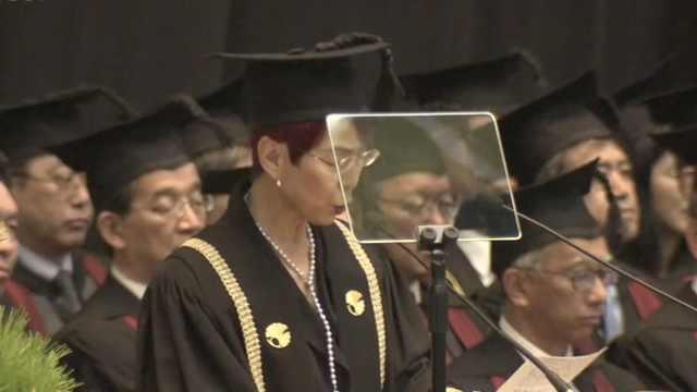 揭残忍真相,东京大学开学演讲刷屏
