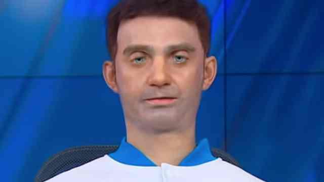 俄电视台采用AI主播,遭网友吐槽