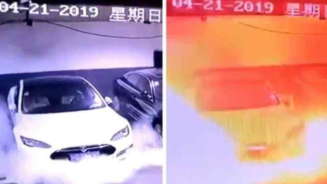 马斯克:特斯拉将公布车辆起火数据