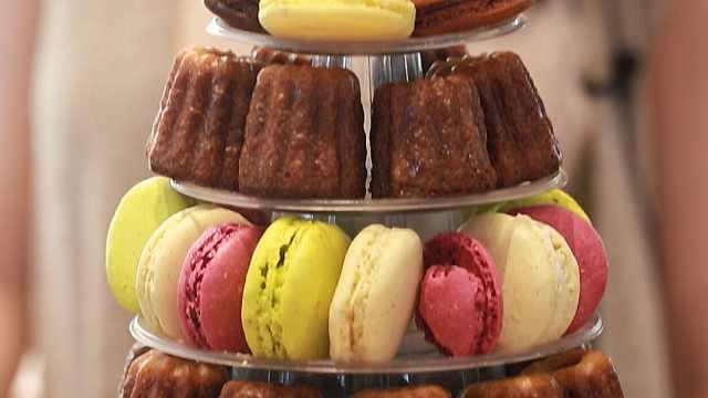 探访法国波尔多一家网红级甜品店