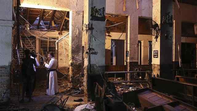 斯里兰卡枪战致15人死,包括6名儿童