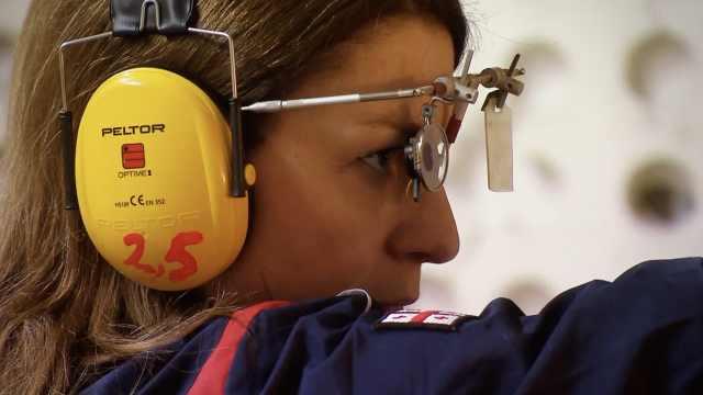 创历史!50岁大妈将第9次参加奥运会
