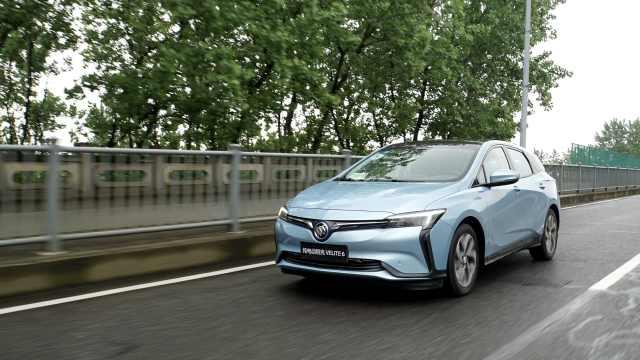 别克发力新能源汽车