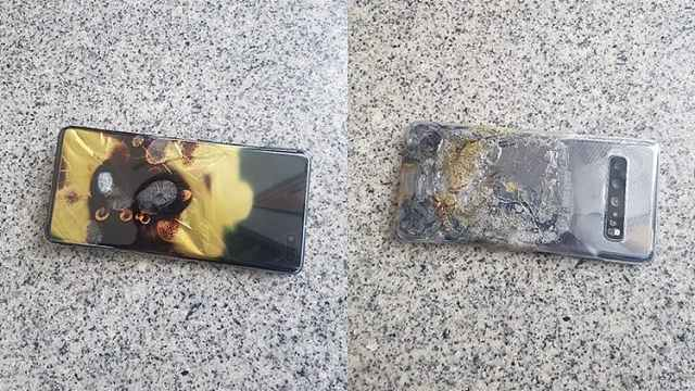 韩国用户曝三星唯一支持5G手机自燃