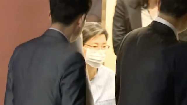 朴槿惠成韩国史上坐牢最久前总统