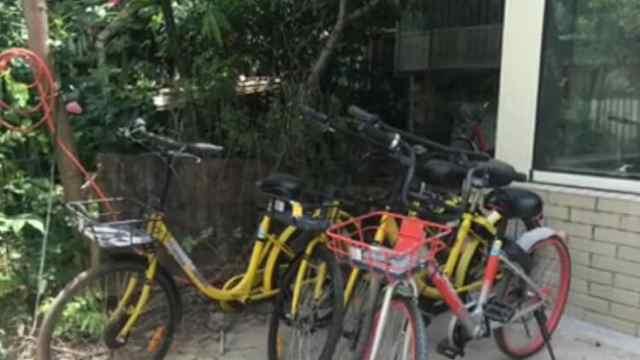 在南京投放的小黄车,正面临淘汰期