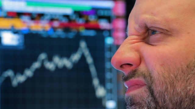 美股暴跌!与中国贸易公司正受惩罚