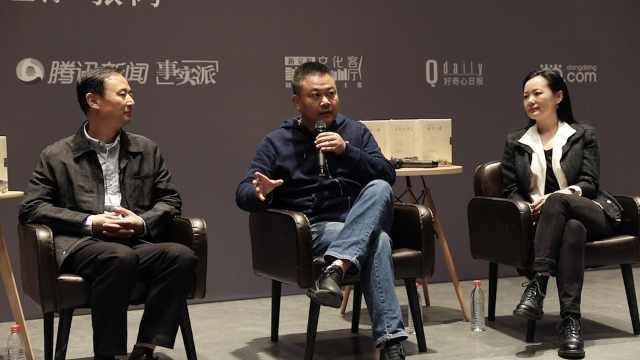 陈晓卿:我们纪录片为何拍不过BBC