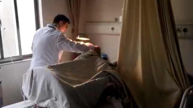男子酒后生殖器被切,医生7小时接回