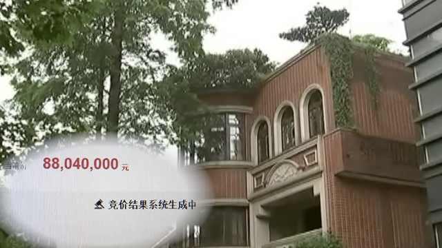 每平近21万!杭州这别墅8804万成交