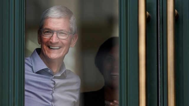 库克收到过最坏的建议:别去苹果