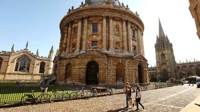 牛津大学:将贫困生比例提高至25%