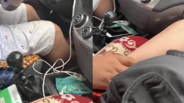 17岁少女称遭的哥摸大腿:吓得发抖
