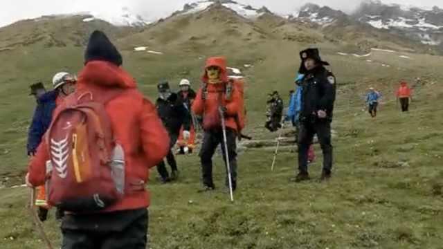 6名驴友天山遭暴风雪遇险,1人罹难