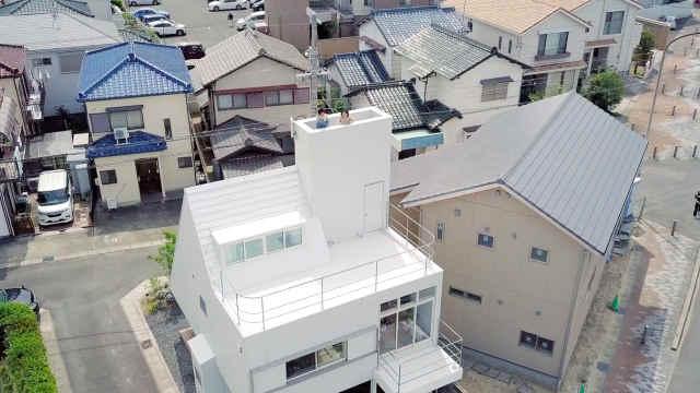 他把66平米的家变成了4层别墅