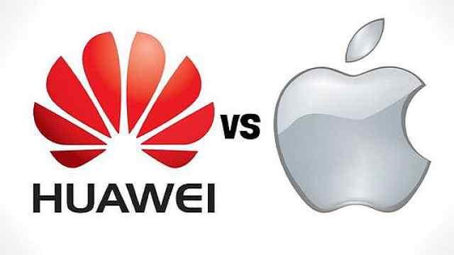 华为手机销量大涨,全球份额超苹果