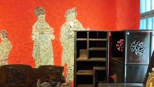 天津瓷房子